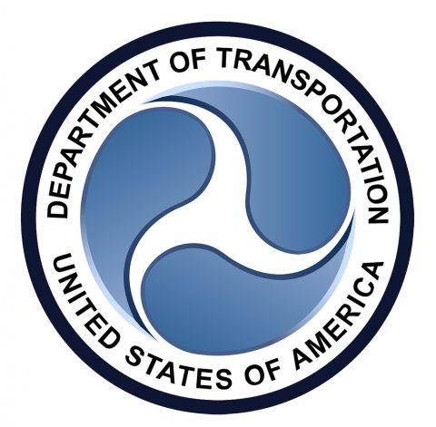 Department of Transportation Logo