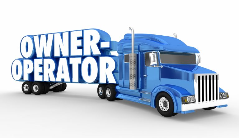 owner operator truck