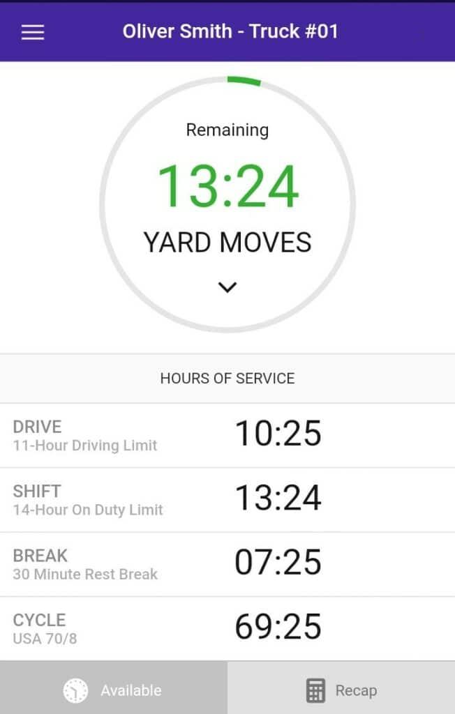 hos247 truck app