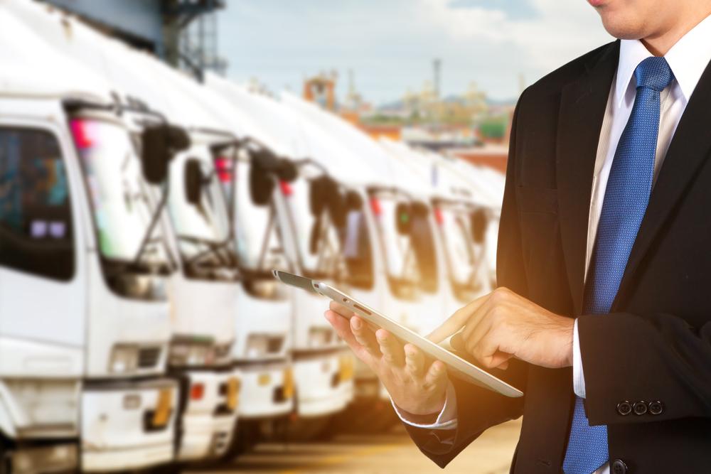 management of fleet trucks