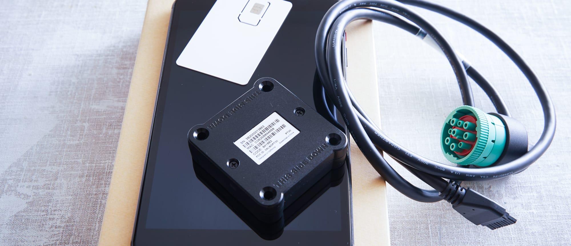 hos247 e-log device
