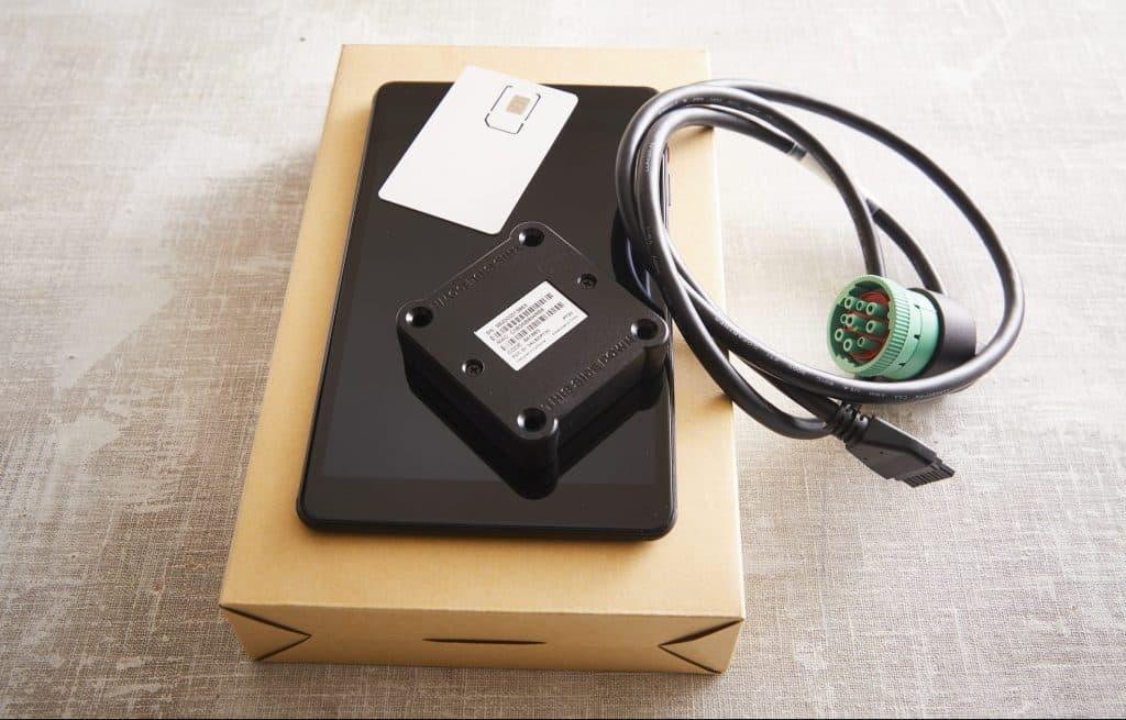 hos247 eld device
