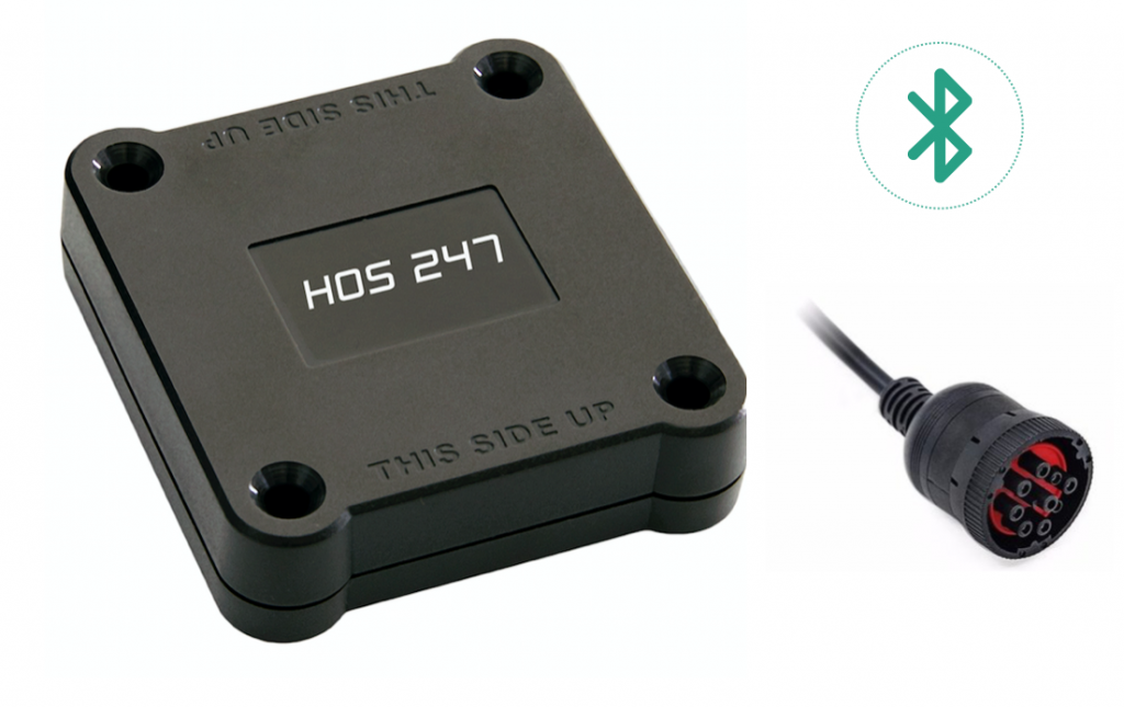 hos247 gps tracking device