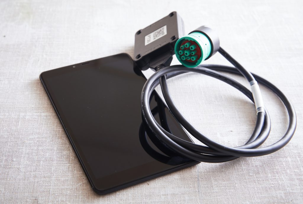 HOS 247 ELD Device