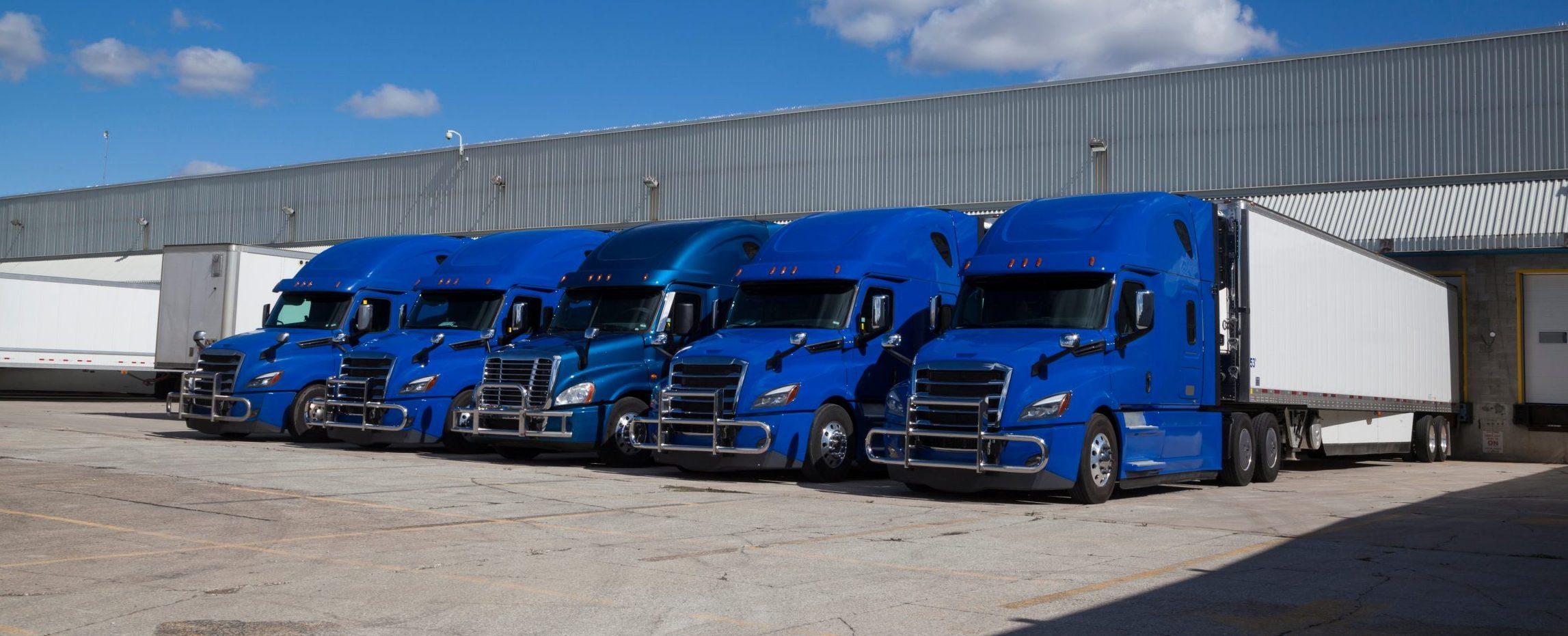 trucks fleet on boarding
