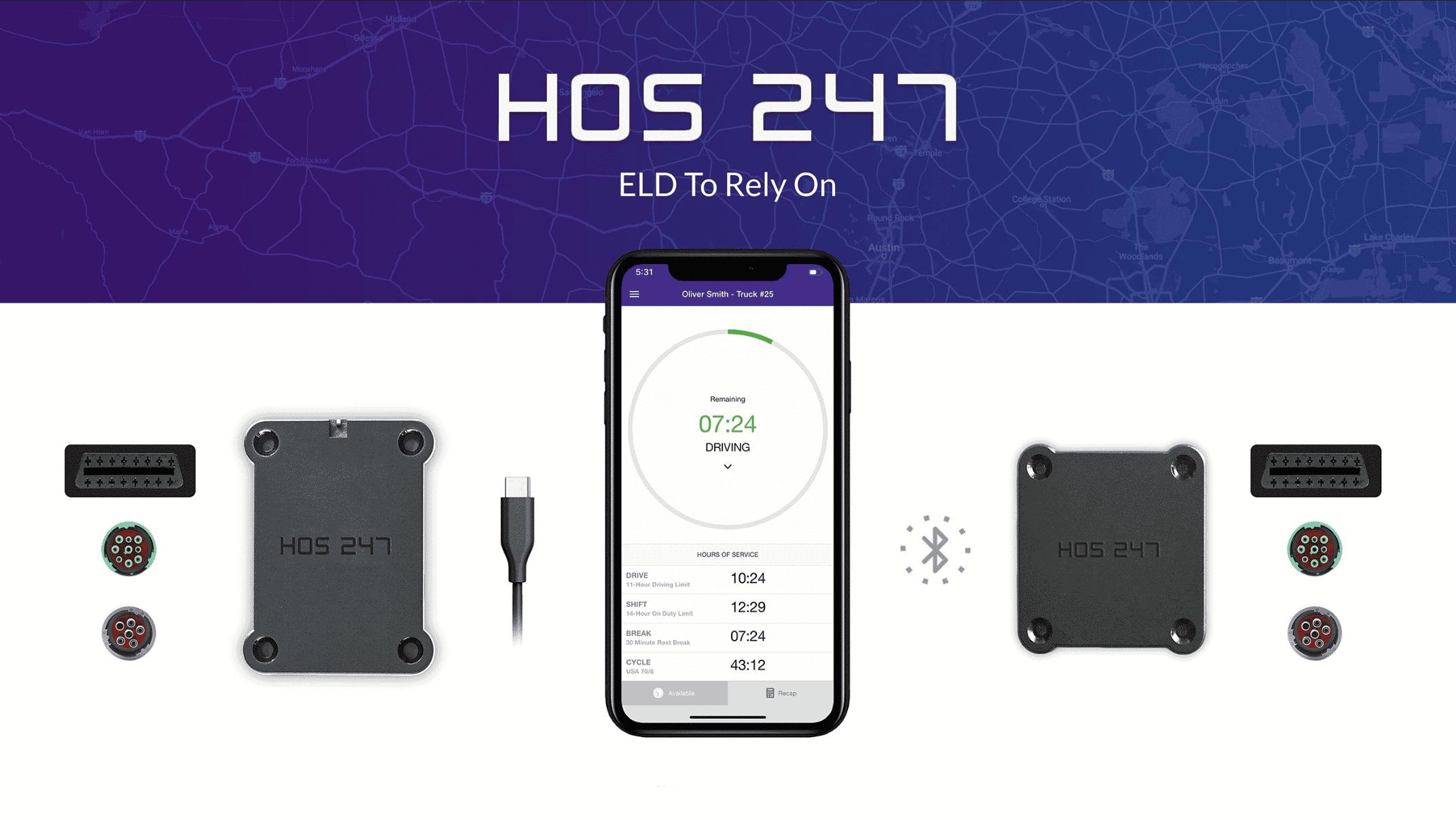 HOS247 ELD
